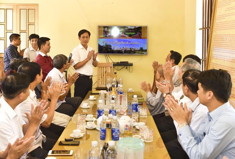 le khai tuong website chua han son