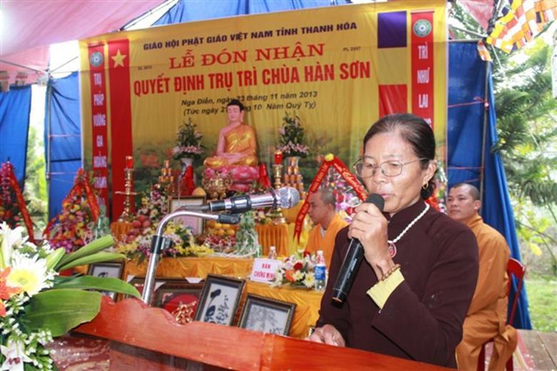 le bo nhiem chua HAN SON 55