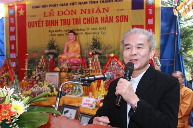 le bo nhiem chua HAN SON 58