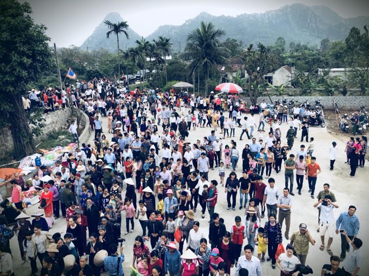 lễ hội văn hóa chùa Hàn Sơn - Thần Phù 2018